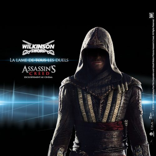 Agence Rangoon Wilkinson Assassin's Creed