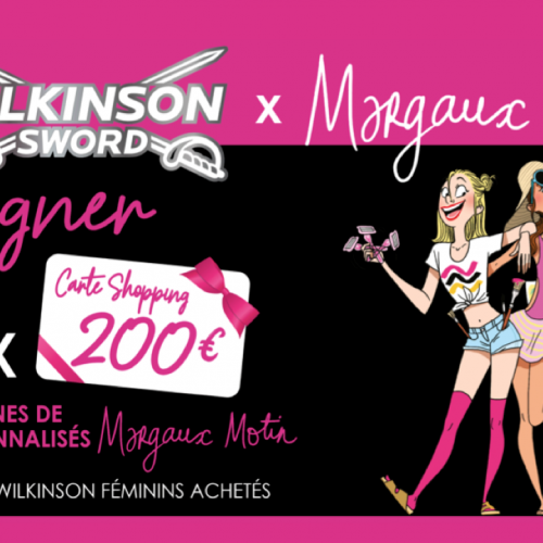 Agence Rangoon Wilkinson Sword Margaux Motin